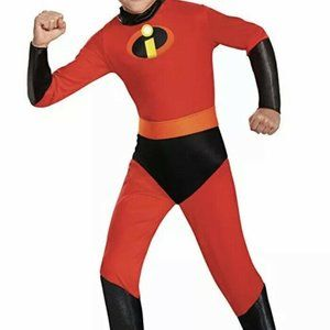 Disney Incredibles 2 Dash Costume Size 10-12